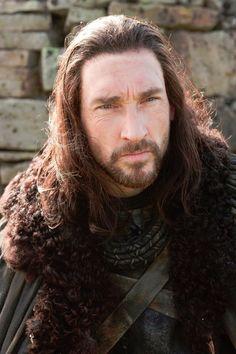 Joseph Mawle as Benjen Stark (brother of Ned Stark)