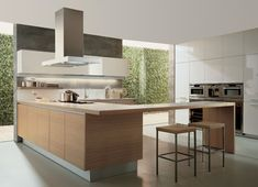 alea kitchen by varenna poliform Eternal Theme repairs in the kitchen !