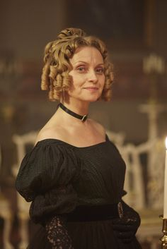 Victoria - Duchess of Kent. AKA Queen Victoria's Mum. Right now someone I love to hate.