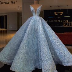 2018 Chic A-line Straps Long Prom Dresses Modest Blue Prom Dress Ball Gowns Even. - 2018 Chic A-line Straps Long Prom Dresses Modest Blue Prom Dress Ball Gowns Evening Dresses Source by lmariejger - Ball Gown Dresses, Prom Dresses Blue, Modest Dresses, Elegant Dresses, Pretty Dresses, Wedding Dresses, Amazing Dresses, Formal Dresses, Glamorous Evening Gowns