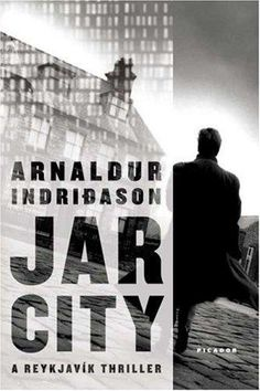 Jar City by Arnaldur Indriðason, BookLikes.com #books