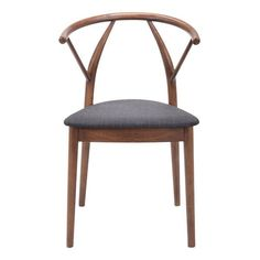 - Info - Features - Dimensions Mid-Century Modern meets Scandinavian simplicity as the Susan Scandinavian Mid century Dining Chair features an elegant all wood design, in a rich walnut finish to legs
