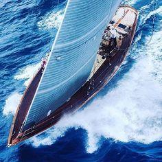 Repost @yachtmurat by naviloc