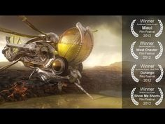 """CGI **AWARD-WINNING** Sci-Fi Short Film """"Abiogenesis"""" - by Richard Mans - YouTube Its Grate idea for exoplanets or mars, or not?"""