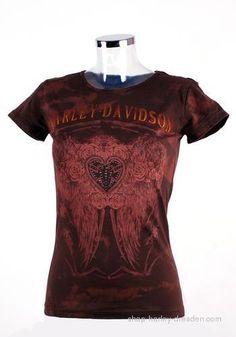 T-shirt Harley Davidson