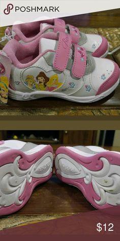 Kids Disney princess shoes size 8 New Disney princess. Shoes Shoes Sneakers