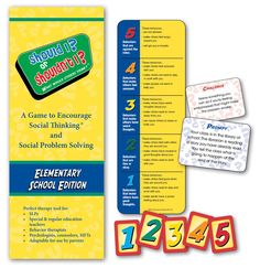 The #Elementary Edition of our popular Should I or Shouldn't I? What Would Others Think?™ game encourages players ages 8-11 to think about their own behavior choices and then compare how their perceptions match (or don't) those of the other players, within a safe & consequences-free environment