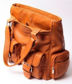 Epiphanie Madison camera bag -- such a hot way to carry your camera!