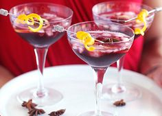 Enjoy 103 Holiday Cocktail Recipes from Marie Claire for FREE!