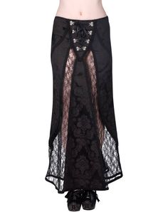 Gothic skirt by Kate's Clothing.