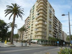 City apartments and shops Motril Spain