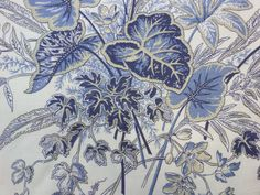 PRODUCT TYPE: #FLORAL FABRIC  MANUFACTURER: #Thibaut  F99034  CATEGORIES:Damask #Fabric, #Ikat Fabric , #Natural Fabric , #Luxury Fabric, #Upholstery Fabric, Floral Fabric  ... #fabric #toile #printed #ikat #yardage #blue #supplies #floral #thibaut #natural #chelsea #vintage #luxury #white #leaf #upholstery