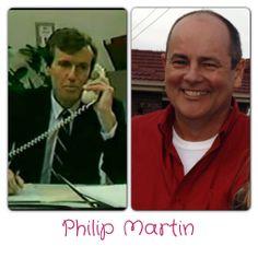 Philip Martin Christopher Milne - 1985 Ian Rawlings - 1992-1999