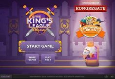 THE BEST OLD GAMES ONLINE FOR PC-THE KING'S LEAGUE: ODYSSEY h