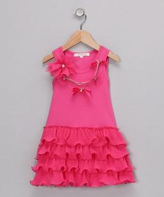 Looks like a little flapper dress for kids. by Designer Kidz on #zulily today!