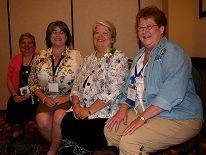 Executive Board, Women of the ELCA 2011-2014. Evangelical Lutheran Church in America.