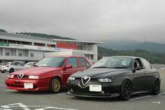 Alfa Romeo 156/155