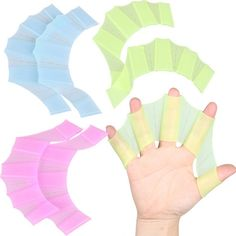 Hand Webbed Flippers