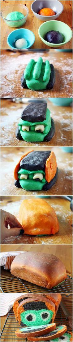 It's a…Monster Bread!
