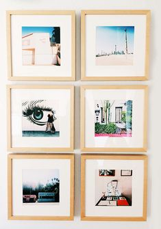 L.A. Instagrams Framed + a reader discount / sfgirlbybay