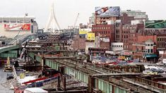ENGINEERING: The Big Dig Boston, engineers were force to navigate a maze of subways, pipes, and utility lines