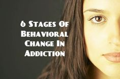 25 Addiction Recovery Tips and Quotes Learn the 6 stages of sustaining behavioral change when going through addiction and addiction recovery. You are not alone in your addiction - Recovery is possible! Meth Addiction, Addiction Recovery, Substance Abuse Counseling, Rehab Facilities, Therapy Tools, The Help, Change, Sobriety, Reading