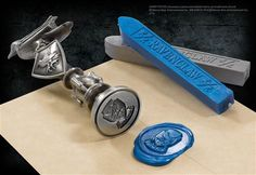 Ravenclaw Wax Seal at noblecollection.com