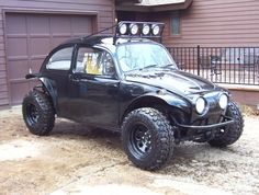 Just for fun, baja bug Fusca Cross, Auto Volkswagen, Vw Baja Bug, Jimny Suzuki, Vw Classic, Sand Rail, Beach Buggy, Vw Cars, Sweet Cars