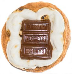 Smores Cookie. Stop by our online store!