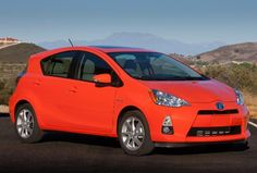 Toyota's Prius C was named the greenest car of 2013 by the American Council for an Energy Efficient Economy.