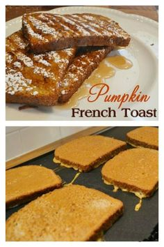 Fall is one of the best times of the year for cookery, especially if you like pumpkin dishes. If you're also a fan of French toast, have a look at this kid approved recipe. Start with the bread that you'd ordinarily use for French toast, then mix together eggs, milk, pumpkin puree, and a few spices, then dip the bread. Toast it in a pan or on a griddle, and then sprinkle it with confectioner's sugar for the kids. Read on to get the full recipe on eBay.
