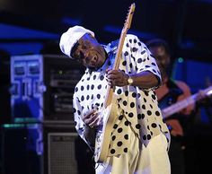 Buddy Guy: Check out Legends, his Chicago venue