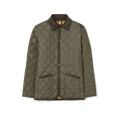 The Quilted Jacket - Lavenham Raydon