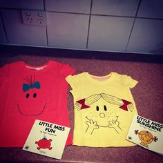 DIY Book week little miss costumes. Perfect for toddlers and babies.
