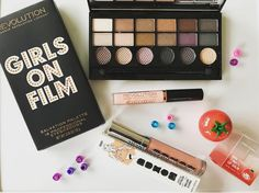 Makeup Revolution eyeshadow palette Girls on Film. How gorgeous is this?! Instagram photo by @thatswhatsupblogger • 44 likes