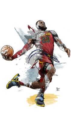 2 LeBron James Artwork Basketball desenho basquete - Fitness and Exercises, Outdoor Sport and Winter Sport Basketball Drawings, Basketball Tattoos, Basketball Videos, Basketball Art, Basketball Players, James Basketball, Basketball Bedroom, Basketball Quotes, Lebron James Wallpapers