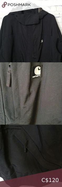 Carhartt waterproof breathable jacket In like new condition Carhartt Jackets & Coats Raincoats Waterproof Breathable Jacket, Carhartt Jacket, Plus Fashion, Fashion Tips, Fashion Trends, Raincoat, Coats, Man Shop, Jackets