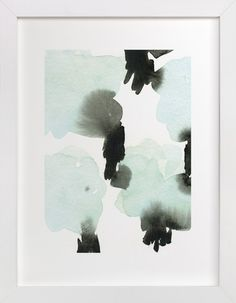 Spring inspired art perfect for gifting - Watercolor Art - Morning Dew by Simona Cavallaro at minted.com