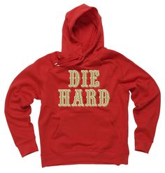 Get $10off today only with discount code SFHOODIE!  GO #49ers #NinerEmpire #NinerNation  http://www.diehard.co/products/diehard-football-sf-hoodie