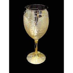 Angel Wings Design - Hand Painted - Wine Glass - 8 oz. by BELLISSIMO! HAND PAINTED GLASSWARE. $27.99. Every product is thoroughly inspected to meet our strict quality control criteria, and then fired twice to insure durability.. Highly collectible, each piece of Bellissimo! is individually signed by the artist.. Bellissimo! is the manufacturer of America's Premier Hand Painted Glassware.. For generations of pleasure and enjoyment, hand washing is recommended for...