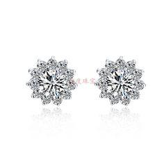 d3e7d831906d 27 Best Synthetic Diamond Earrings images