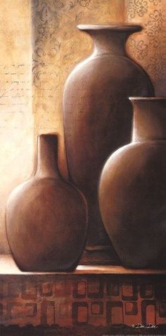 Vase Trio II
