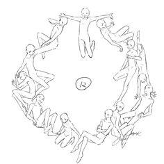 トレス可】環状構図集 [23]