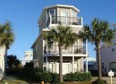 This is my vacation rental home in Destin Florida www.FlamingoLanding.com sleeps 14-18! Fun!