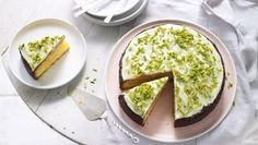 Orange blossom and rosemary polenta cake with thyme and orange syrup