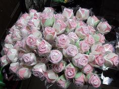 Rosas de bombon....de Bombon, buscanos en Facebook