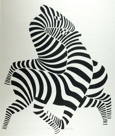 Victor Vasarely via