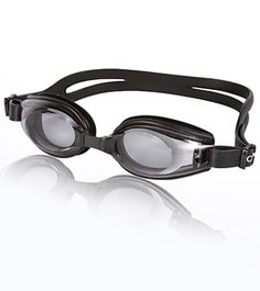 Cheap Corrective Swim Goggles: I have terrible vision and have lost a contact lens in the pool on at least one occasion. I've always thought corrective goggles would be super expensive, but these are cheap and pretty close!