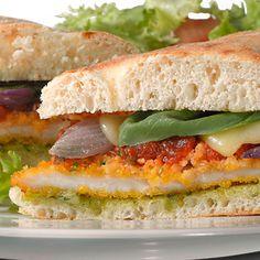 En el post de hoy haremos una receta DIY, recrearemos la Focaccia Milano de la cadena Vips. Os propongo esta receta porque es uno de mis platos preferidos de Vips, y como el restaurante más cercano…