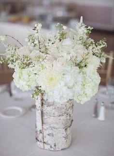 white reception wedding flowers,  wedding decor, ivory white wedding flower centerpiece, cream ivory white wedding flower arrangement, white wedding flowers, add pic source on comment and we will update it. www.myfloweraffair.com